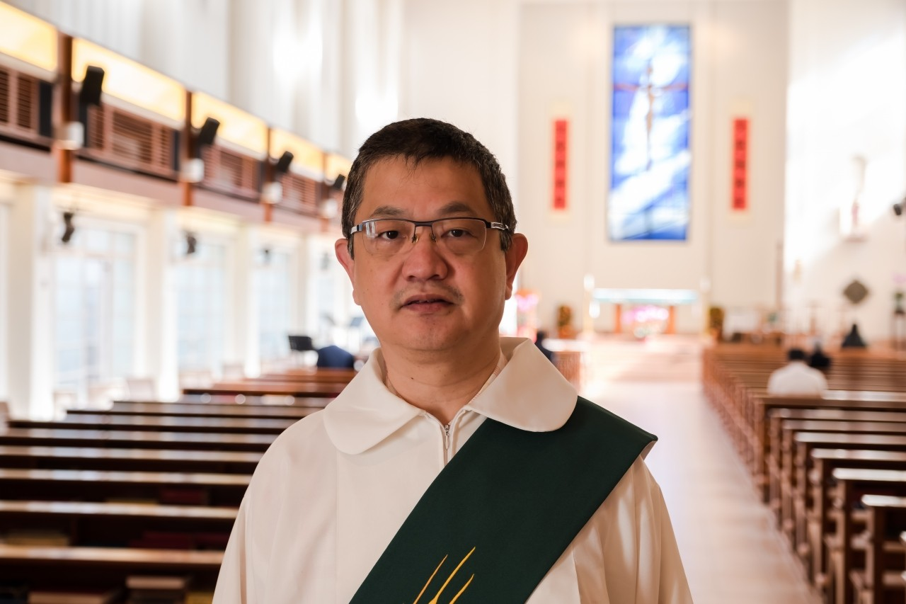 Deacon William Li