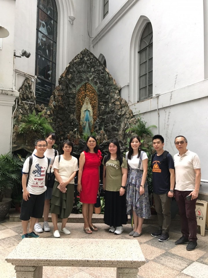 2017.6.4 Catechists Group