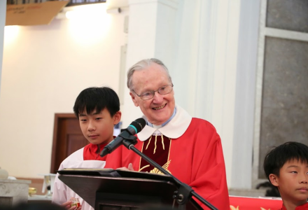 Fr. Hanly's Homilies