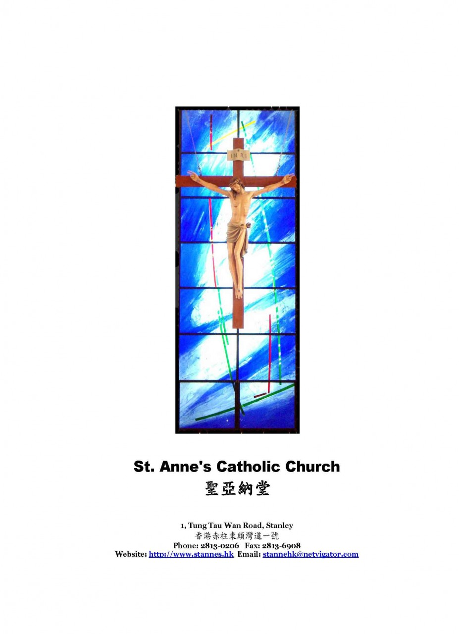 Parish Information Booklet